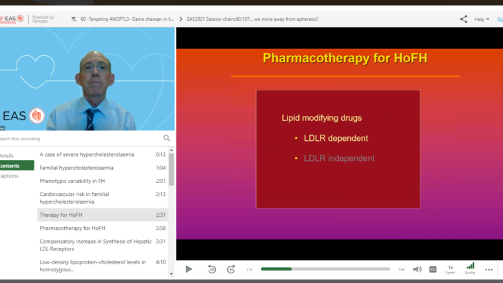 Targeting ANGPTL3: CME Session Highlights